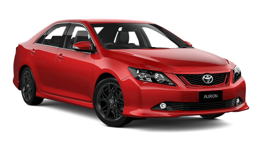 Car City Toyota Tarago