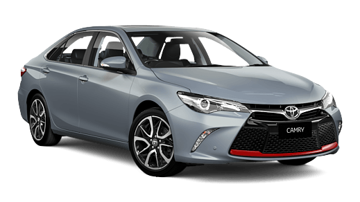 Your Toyota Camry Atara SX Petrol with Moonroof