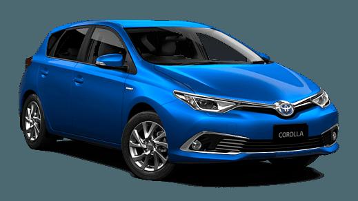 Corolla Hybrid Hatch Cvt Northpoint Toyota