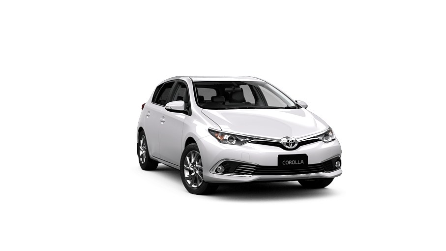 2016 Corolla Ascent Sport Hatch