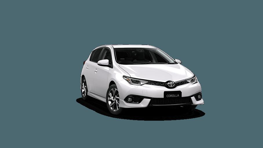 2017 Corolla ZR