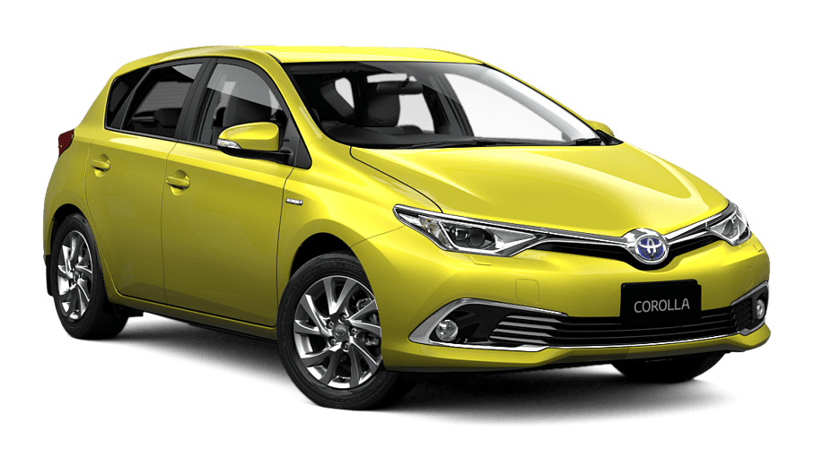 Toyota Corolla Ascent Sport 2016 >> Corolla Hybrid Hatch CVT   Cooma Toyota
