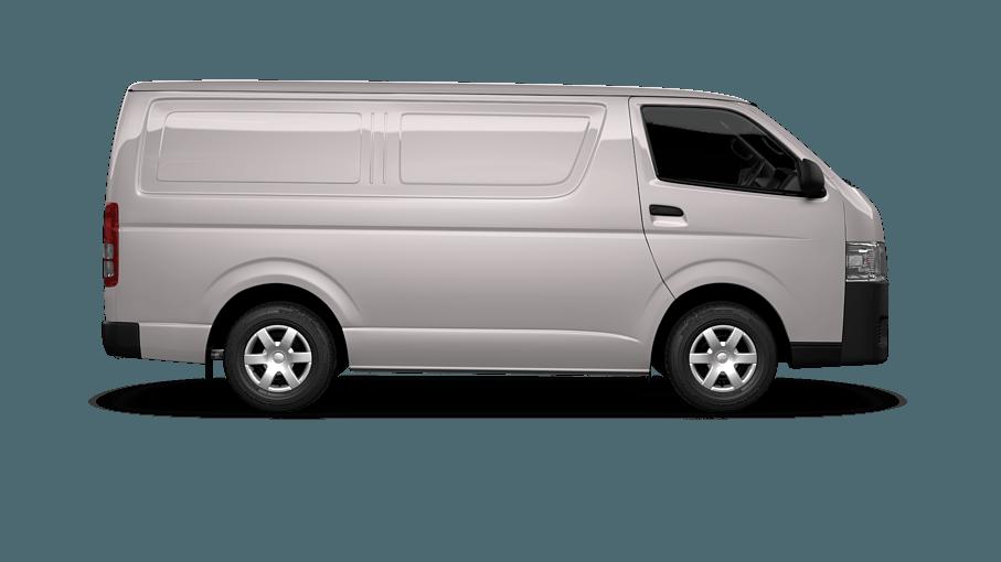 Range Hiace Toyota Australia