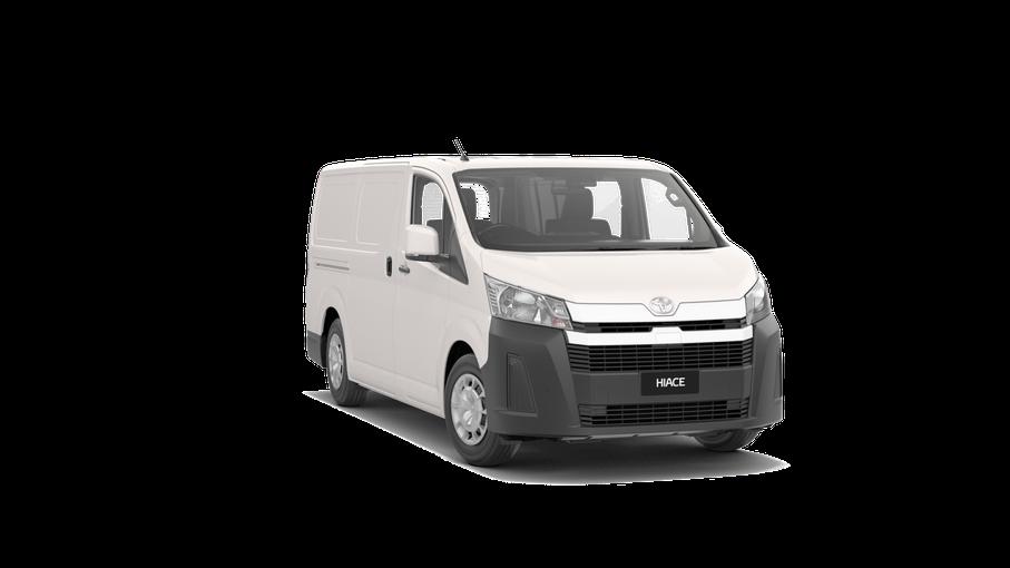2019 HiAce LWB Van