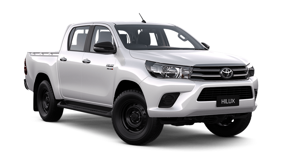 Hilux 4x4 Sr Double Cab Pick Up Sci Fleet Toyota