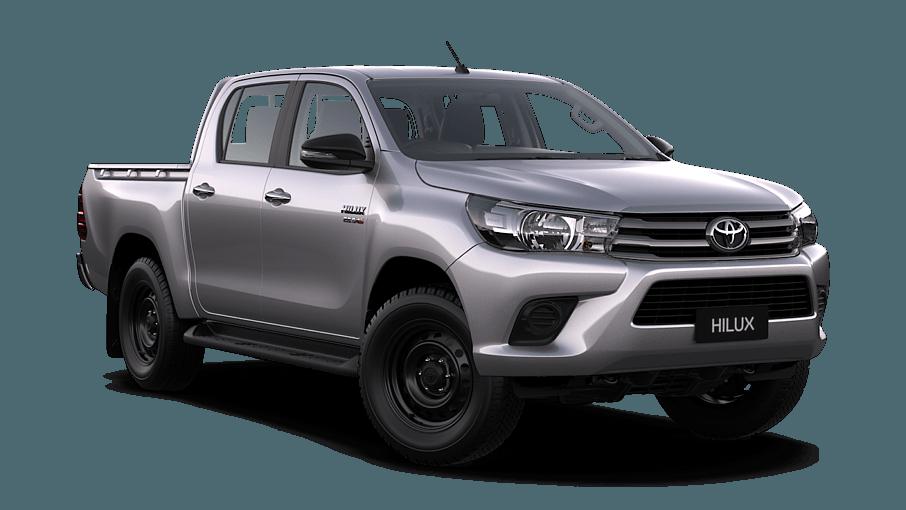 Hilux 4x4 Sr Double Cab Pick Up Sci Fleet Toyota