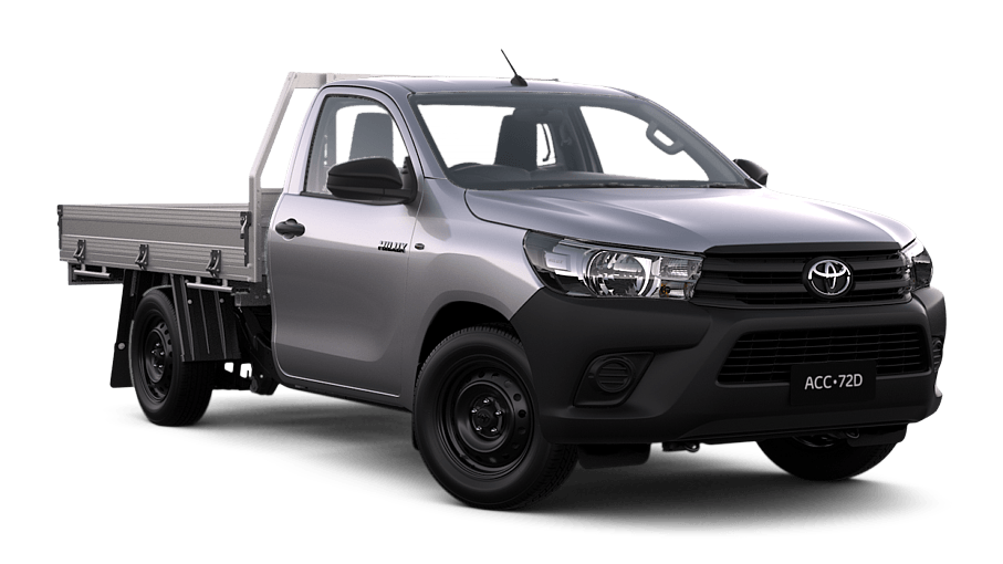 Hilux 4x2 Workmate Single Cab Cab Chassis Northpoint Toyota