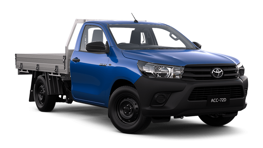 Hilux 4x2 Workmate Single Cab Cab Chassis Southside Toyota