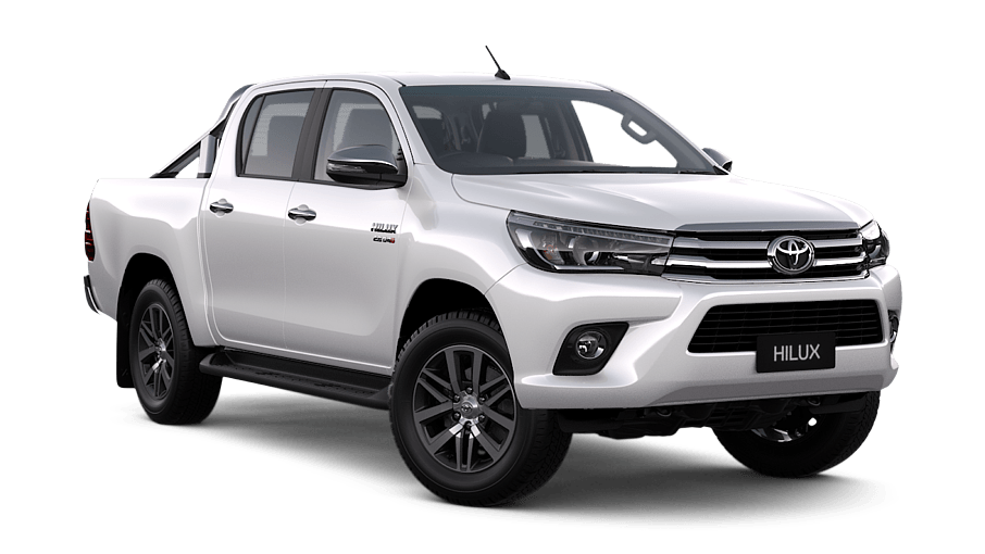HiLux 4x4 SR5 Double-Cab Pick-up | Chatswood Toyota