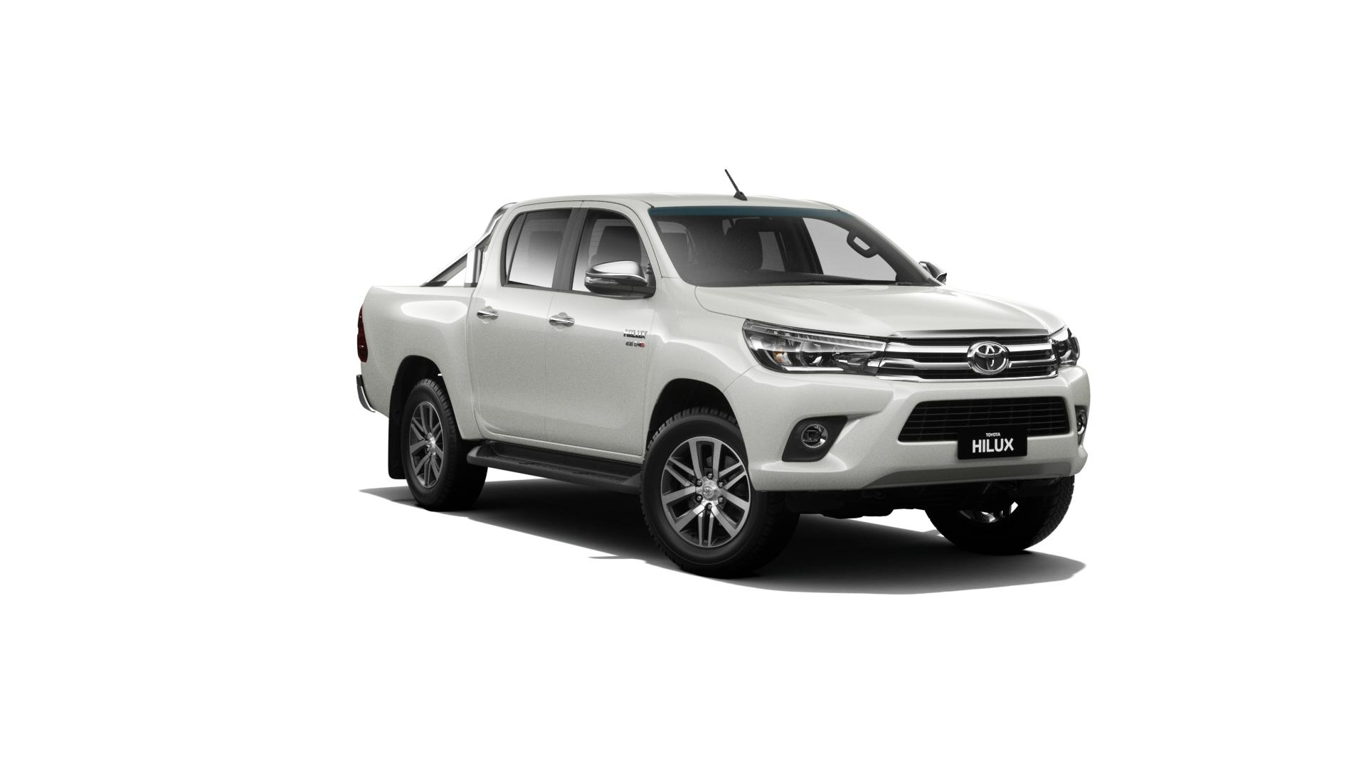 Toyota HiLux 4x4 SR5 Double-Cab Pick-up | Sci-Fleet Toyota Test Drive