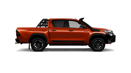 View our HiLux stock at Black Toyota