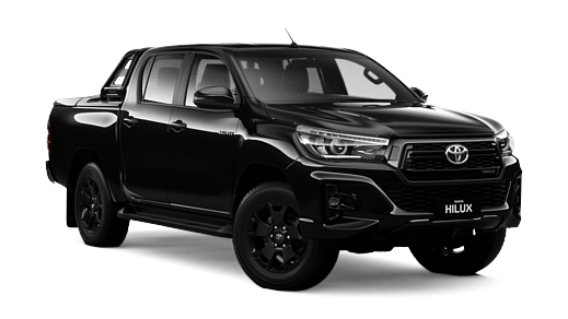 hilux rogue 4x4 double cab pick up sci fleet toyota. Black Bedroom Furniture Sets. Home Design Ideas