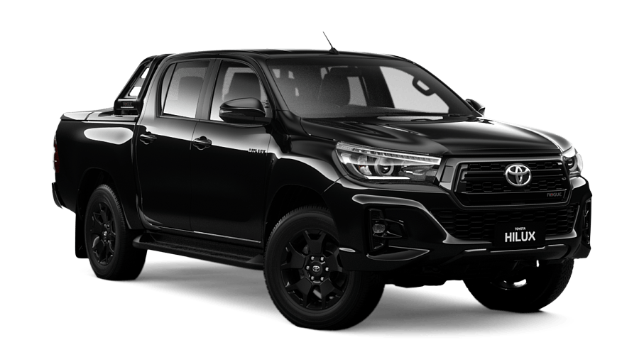 hilux rogue 4x4 double cab pick up northpoint toyota. Black Bedroom Furniture Sets. Home Design Ideas