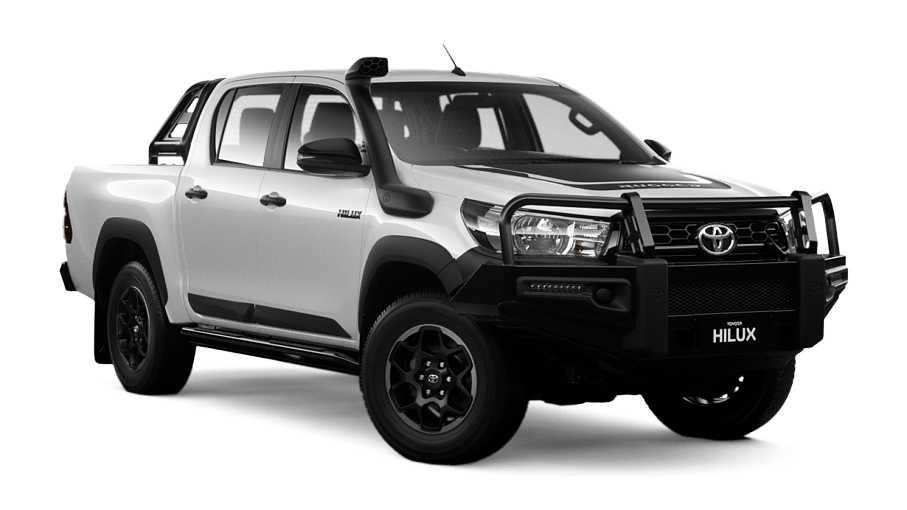 Hilux Rugged 4x4 Double Cab Pick Up Berwick Toyota