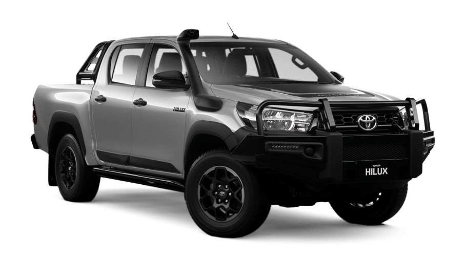 Hilux Rugged 4x4 Double Cab Pick Up Melville Toyota