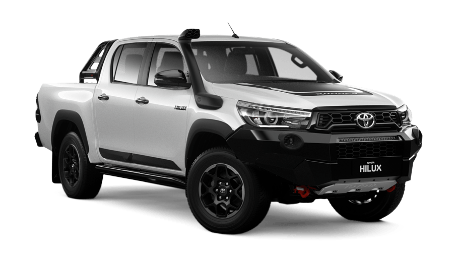 Hilux Rugged X 4x4 Double Cab Pick Up Anthony Smith Toyota