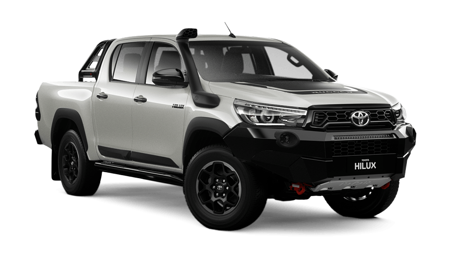 Hilux Rugged X 4x4 Double Cab Pick Up Lismore Toyota