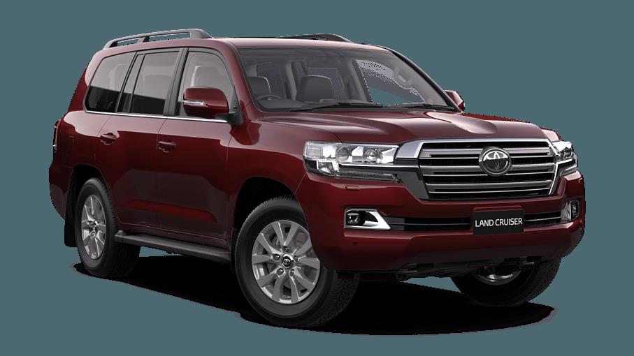 LandCruiser 200 VX Turbo-diesel | Sci-Fleet Toyota