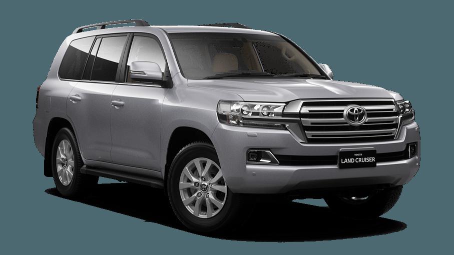 Toyota Ghana - New Toyota Land Cruiser 200 VX 4.5 L Diesel