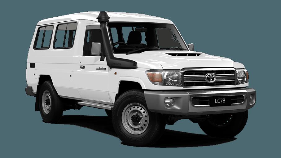 Landcruiser 70 Gxl Troop Carrier Llewellyn Toyota