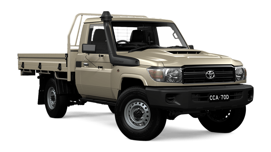 Landcruiser 70 workmate single cab cab chassis chatswood toyota toyota landcruiser 70 fandeluxe Gallery