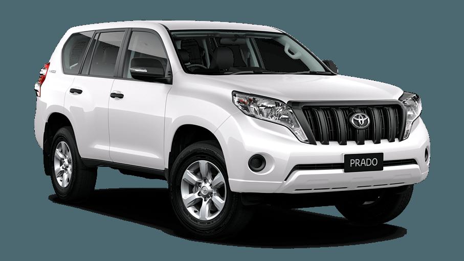 Prado GX Turbo-diesel | New Town Toyota