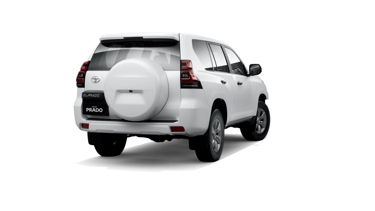 Customise Prado   Toyota Australia