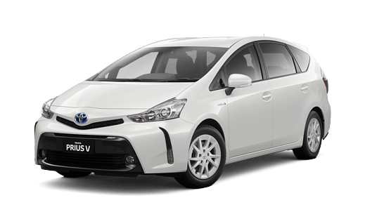 Attractive Test Drive 2018 Toyota Prius V (Crystal Pearl)