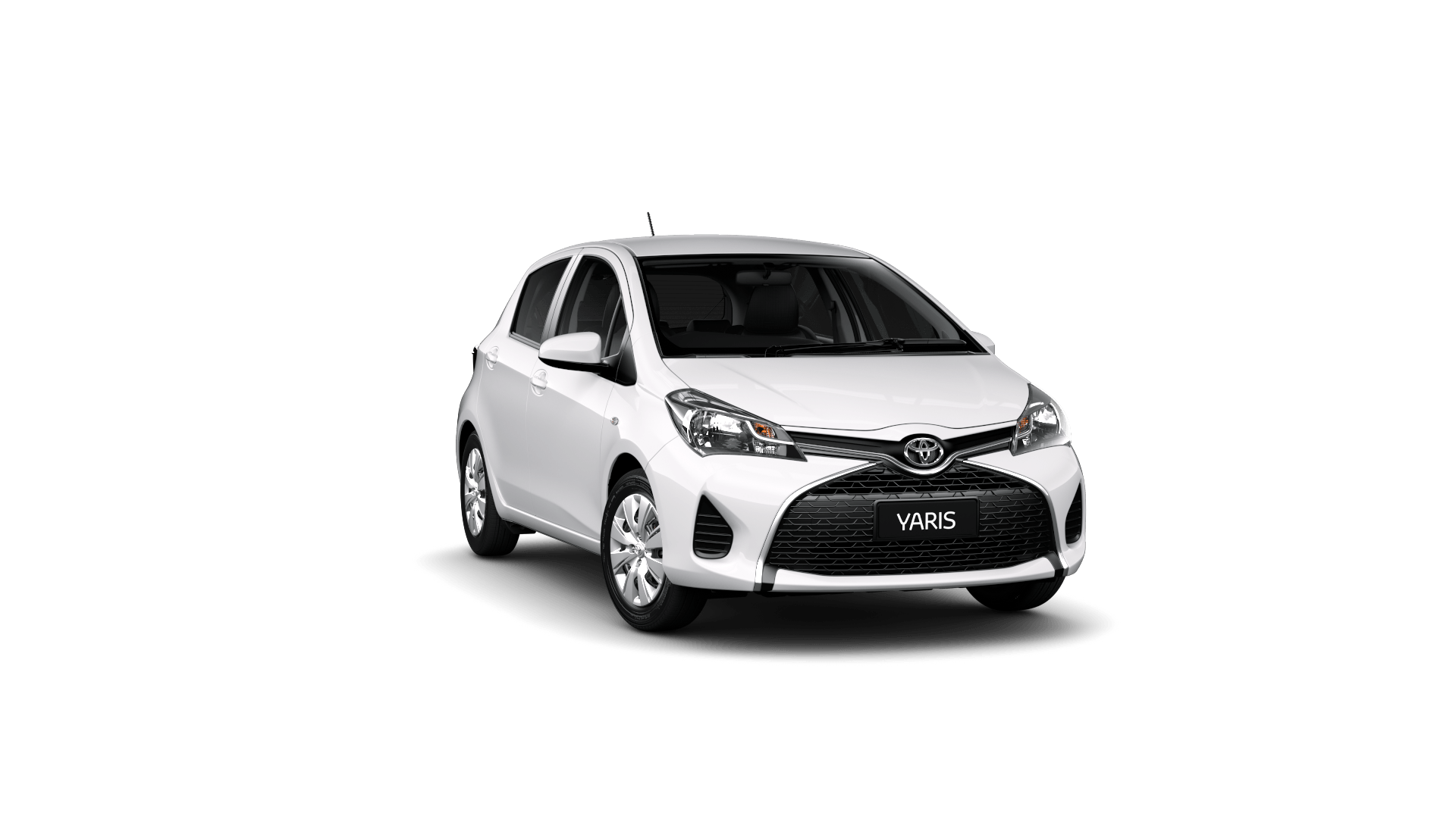 2016 Yaris Ascent Hatch Manual