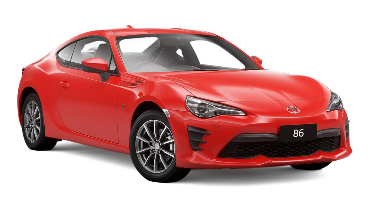 New Toyota 86 Gt Automatic In Stock At Oldmac Toyota
