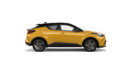 View our C-HR stock at Cardiff Toyota
