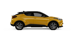 View our C-HR stock at Midland Toyota