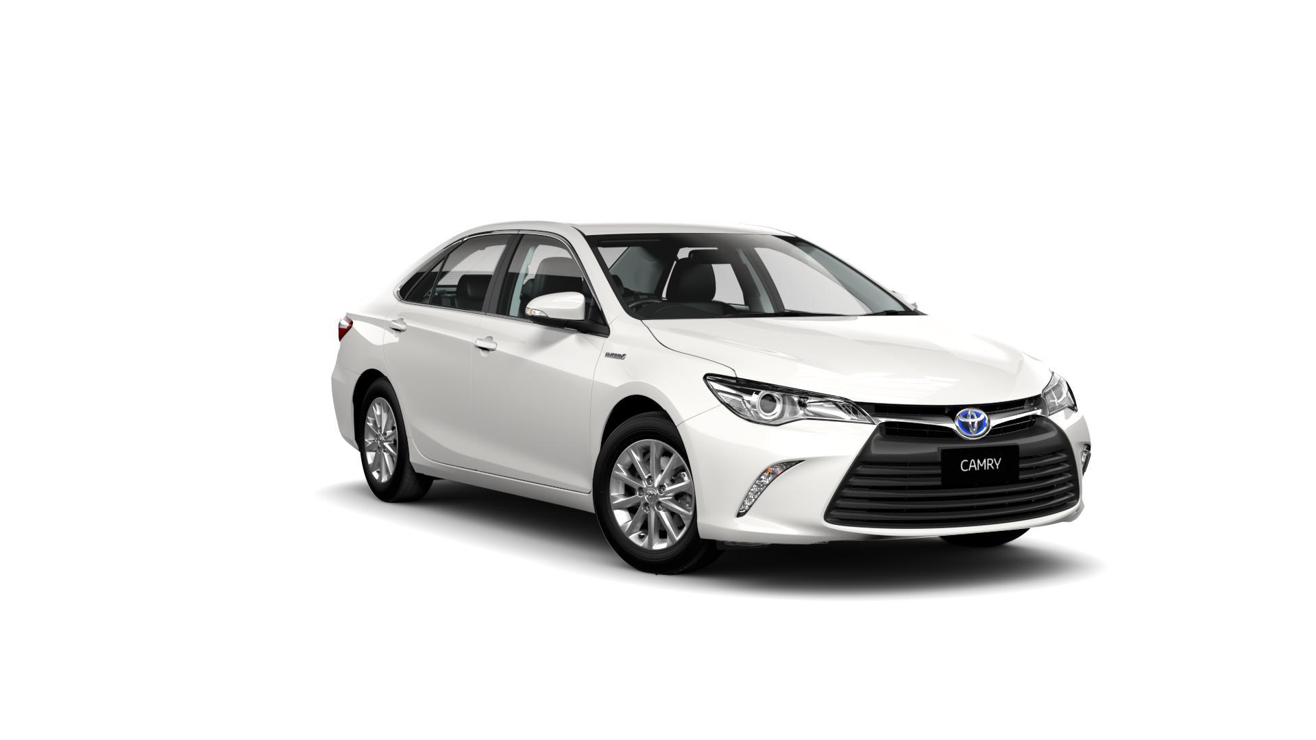 Toyota Camry Altise Hybrid | Sci-Fleet Toyota Test Drive