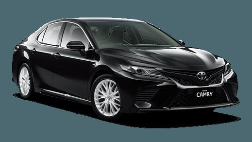 Brand New 2018 Toyota Camry SL Petrol V6 (Eclipse Black)