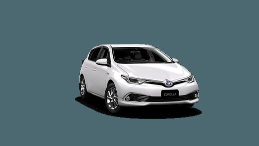Corolla Hybrid Hatch