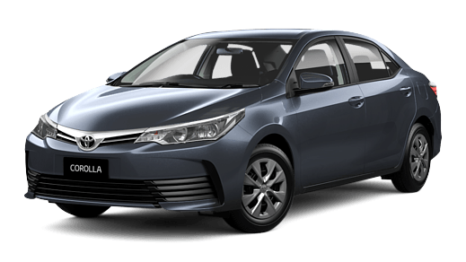 Corolla Ascent Sedan Cvt Sci Fleet Toyota