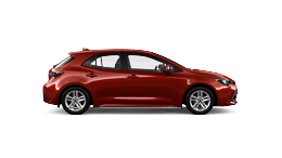 View our Corolla Hatch stock at Goulburn Toyota