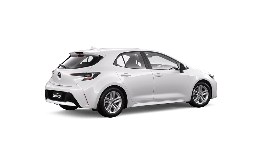 All New Corolla Hatch Best Small Car Toyota Australia