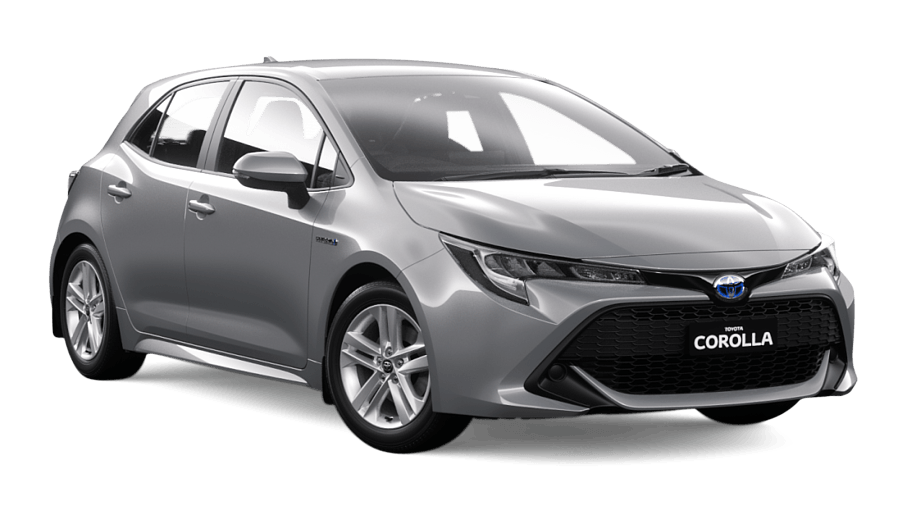 Corolla Ascent Sport Hatch Hybrid Ryde Toyota