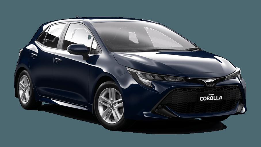 cde45bf4c Corolla Ascent Sport Hatch Automatic CVT