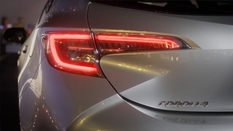 New Toyota Corolla Ascent Sport Hatch Automatic CVT Satellite