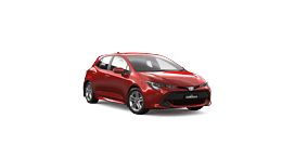 View our Corolla Hatch stock at Cardiff Toyota