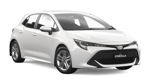 Corolla Ascent Sport Hatch Hybrid Newcastle Toyota