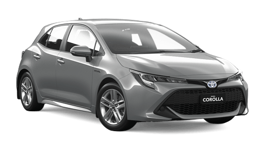 Corolla Ascent Sport Hatch Manual Brighton Toyota