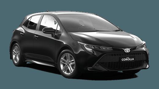 Corolla Ascent Sport Hatch Manual Sci Fleet Toyota