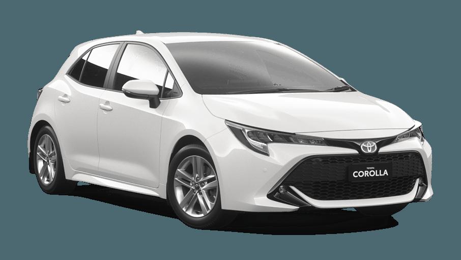 Ken Mills Toyota >> Corolla Sx Hatch Automatic Cvt Ken Mills Toyota