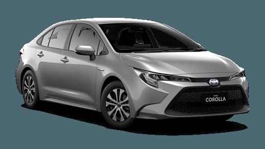 Corolla Ascent Sport Sedan Hybrid Noble Toyota