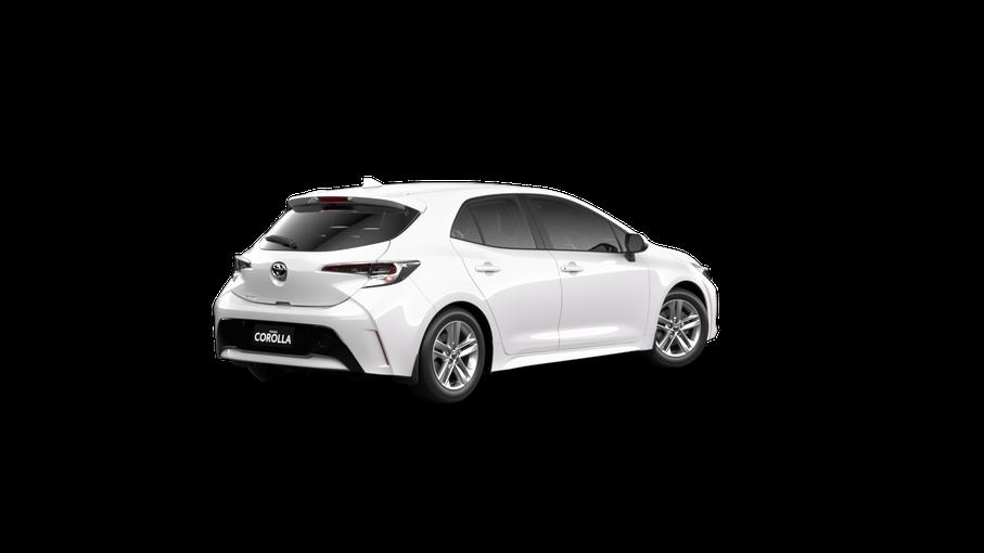 Corolla Hatch Hybrid Hatch Toyota Australia