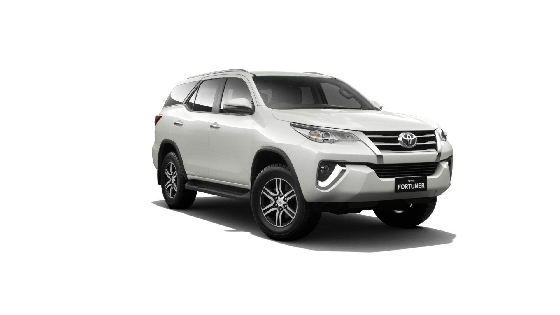 Toyota Fortuner GXL Automatic | Sci-Fleet Toyota Test Drive