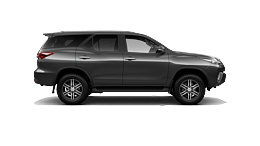 View our Fortuner stock at Black Toyota